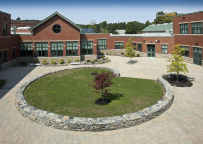 23 courtyard