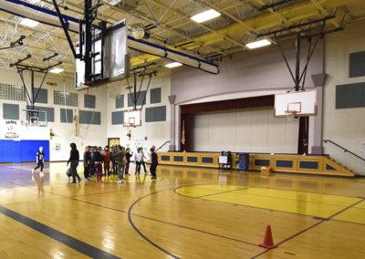 10 gymnasium