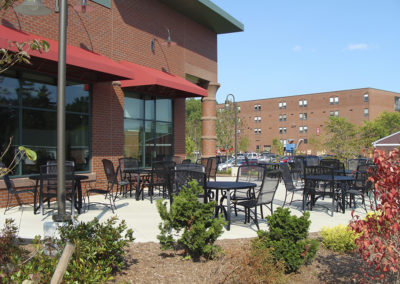 4 culinary patio