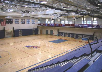 5 gymnasium