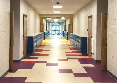6 corridor