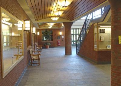 8 Lobby 1st floor