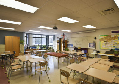 8 classroom
