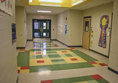 8 corridor