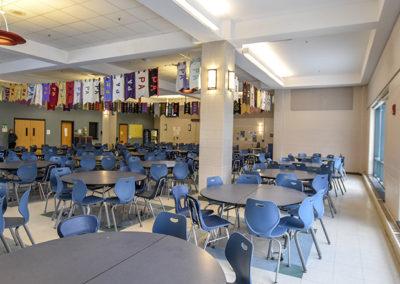 15 cafeteria