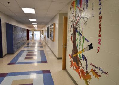 18 corridor