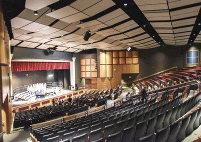 6 auditorium