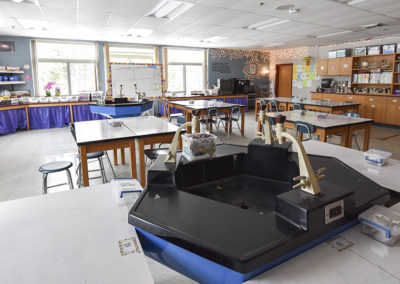 5 science lab