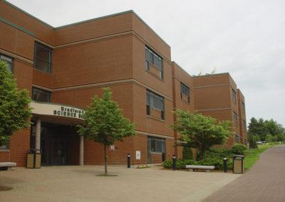 Bradford V. Ek Science Building
