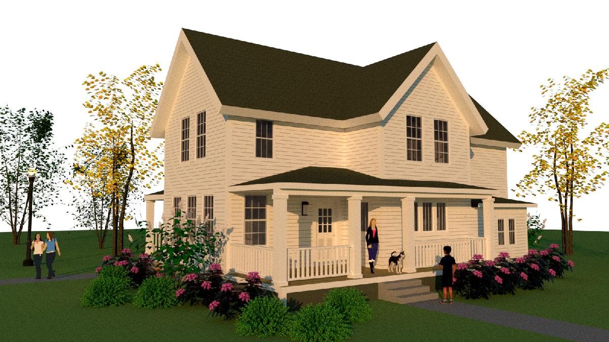 New Hampton School Gables Residence